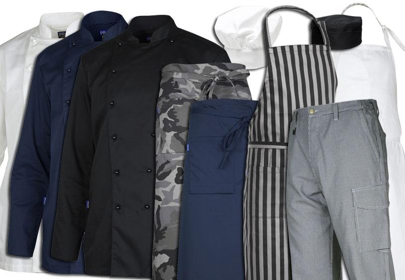 Abiti da lavoro personalizzati personalizzazione abbigliamento professionale - Abbigliamento da cucina ...