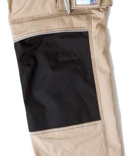 Abiti da lavoro personalizzati personalizzazione abbigliamento professionale - Ginocchiere da piastrellista professionali ...