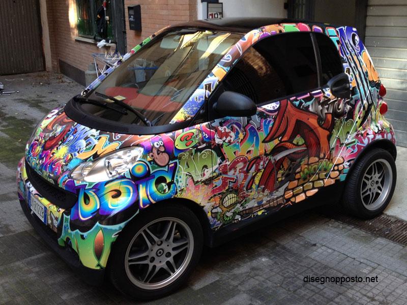 Paint Car Wrap London