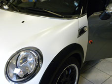 Decorazione Veicoli - Car Wrapping Mini Cooper