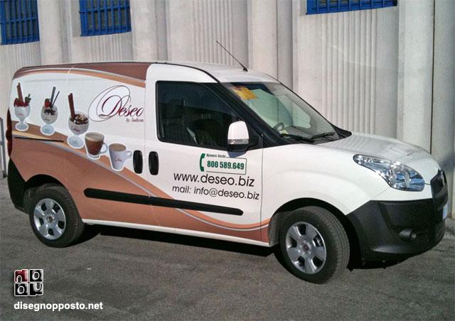 Popolare Car Wrapping Roma - Decorazione Automezzi Adesivi Auto  ME82